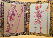 Evolution Diptych